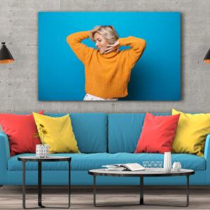AO Canvas Portrait